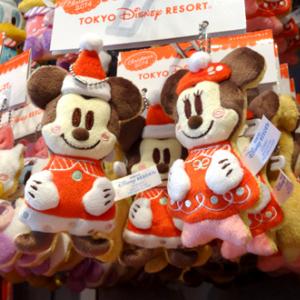 ミッキー&ミニーがアイシングクッキーに変身? 限定グッズをご紹介【ディズニー・クリスマス2014】