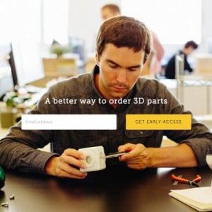 3D出力をネット注文、同日受け取りできるサービスが米国で展開中