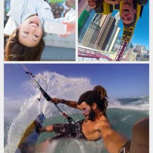 海外で「自撮り」が大流行! 危険な「エクストリーム自撮り」に挑戦する人も