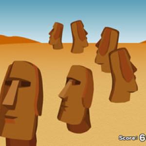 ボンクラ男子必見!古代の神秘に思いをはせるゲーム?『モアイまわし』