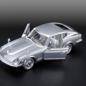 匠の技の超微細加工トミカ 『アルミ製 フェアレディ Z 432』限定発売へ