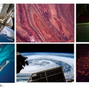 野口聡一さんが宇宙から撮影した写真が『iPhone/iPad』向け電子写真集になった!