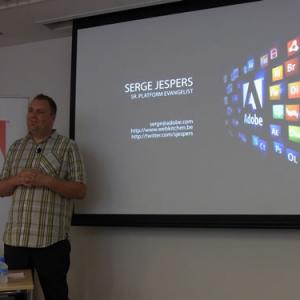 アドビのエバンジェリストがFlash PlayerやAIRのスマートフォン対応などFlashプラットフォームの現状をアップデート