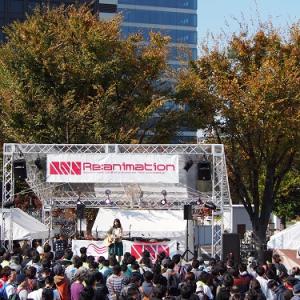 高田梢枝・上坂すみれのライブに秋晴れの中野が揺れた! 来場者3270人記録の『Re:animation7』レポート [オタ女]