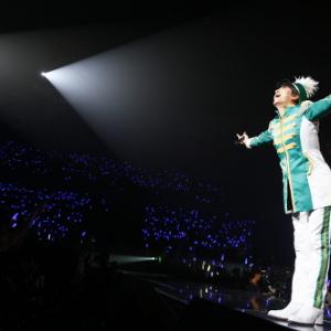 及川光博がゲッターロボ・イデオン・ブライガー主題歌を熱唱!「ANIMAX MUSIX 2014」横浜公演レポート