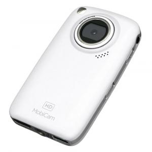 スナップ写真を撮るようにハイビジョン動画を撮影するHDモバイルムービー『MobiCam』