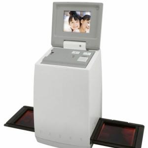 液晶画面で確認しながら操作できるフィルムスキャナー『ScanBit FS-502』発売へ