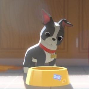 ただでさえ面白い『ベイマックス』にこんな短編も付くなんて最高じゃないか! 同時上映『愛犬とごちそう』の特別映像解禁