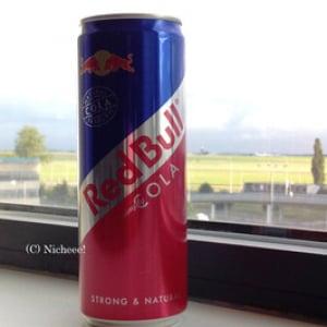 チェコで日本未発売のレッドブル「コーラ味」を飲んでみた