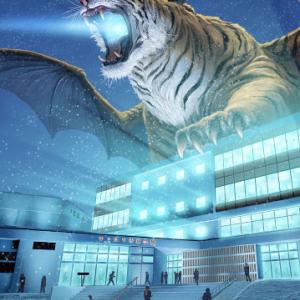 """「ゆうばり国際映画祭2015」テーマは""""世界で一番、楽しい映画祭"""" 怪獣絵師・開田裕治によるビジュアルも"""