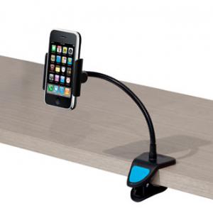 『Ustream』『ニコ生』に最適! グネグネ曲がるスタンド『Viewbase for iPhone/iPod』