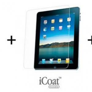 『iPad』を保護するケースや液晶フィルムを3点セットで!『iPad用ファーストキット』