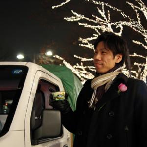 クリスマスにぴったりな大人の味わい 『森永アロエヨーグルト シャンパンカクテルテイスト』で夜景にカンパイ