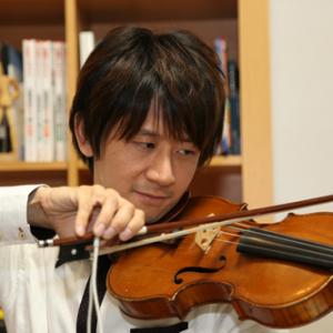 """ヴァイオリンでゲーム音楽を奏でる""""てっぺい先生""""こと岡田鉄平インタビュー! 周りの反応は「馬鹿過ぎる」"""