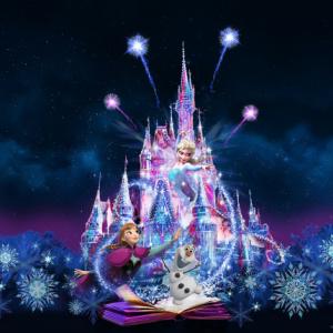『アナと雪の女王』の世界がディズニーランドにやってくる! 『アナとエルサのフローズンファンタジー』1月13日より開催
