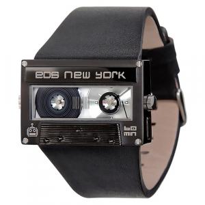 レトロでおしゃれなカセットテープ型腕時計『EOS NEW YORK Mixtape』
