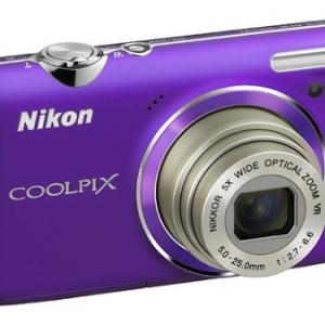ニコンから『夜撮りキレイテクノロジー』採用デジタルカメラ『COOLPIX S5100』発売へ
