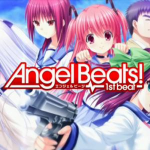 『Angel Beats!』来年5月にPCゲーム! アニメ全話無料、新作、展示会も