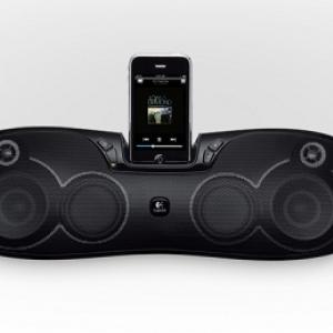 ロジクールから充電式バッテリー内蔵『iPhone/iPod』用ポータブルスピーカー『S715i』発売へ