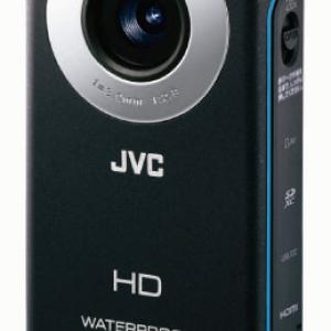 3m防水機能搭載! ビクターが『PICSIO』からHDメモリーカメラ2機種発売へ