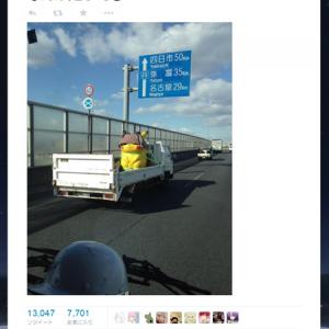 「妖怪のせいなのね そうなのね」 目隠しをされてトラックで運ばれるピカチュウの写真が話題に