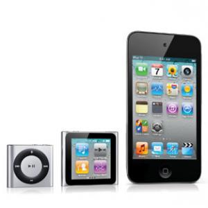 来週発売! 新しい『iPod touch』『iPod nano』『iPod shuffle』をまとめて紹介