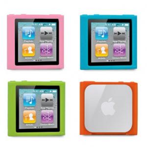 新型『iPod touch』『iPod nano』用のケース8製品28モデルをフォーカルポイントコンピュータが発売へ
