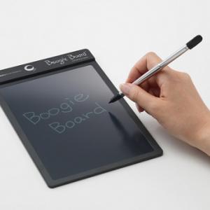 アメリカで大ヒット! 新感覚の電子メモパッド『Boogie Board』をキングジムが発売へ