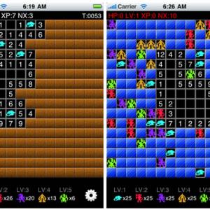 「この時間泥棒!」なFlashゲームがiPhoneアプリになって登場! 『iマモノスイーパー』