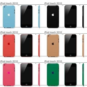 『iPod touch』を好きな色に! 60色以上から選べるペイントサービス『デザカラー』