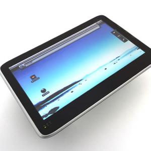 マウスコンピューターがAndroid 2.2搭載タブレット『LuvPad AD100』発売へ