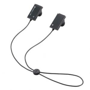 重さ9gで待ち受け最大90時間! Bluetooth2.1+EDR対応の両耳カナルタイプイヤホンをロジテックが発売へ