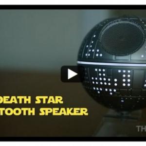 気分はスターウォーズ!? 『Death Star Bluetooth Speaker(デススター型Bluetoothスピーカー)』