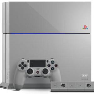 PSファンの落札価格を大胆予想! 『PS4』20周年記念モデル最初の1台「00001」のメモリアルオークションを1月23日開催へ