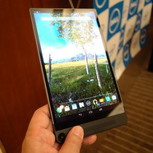 DELLの厚さ6ミリの8.4インチタブレット『DELL Venue 8 7000』は1月27日に発売へ 価格は4万8980円