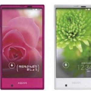 KDDI、「AQUOS SERIE mini SHV31」を1月29日に、ジュニア向けスマートフォン「miraie KYL23」を1月30日に発売