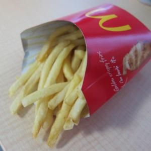 マクドナルドの『マックフライポテト』を更においしく食べる方法