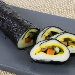 【節分限定】酢飯の代わりにかまぼこを使った恵方巻 築地 佃權『かまぼこ恵方巻』は日常的に食べたくなる一本