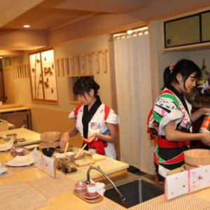 【アキバックス】女性が握るお寿司屋『なでしこ寿司』 実は萌えではなく真面目なお寿司屋だった