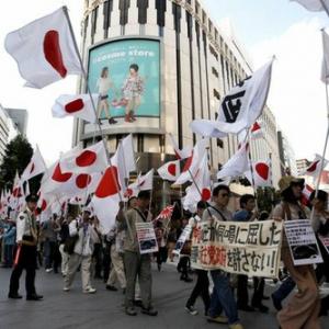 「尖閣渋谷2600人デモ」海外メディアは大々的に報道するも日本のマスコミは華麗にスルー