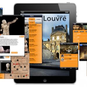 ルーブル美術館を『iPad/iPhone』で楽しめる! 美術鑑賞アプリ『世界美術館』シリーズ