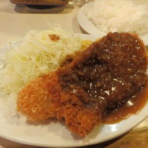 横浜の洋食屋『イタリーノ』でランチを食す