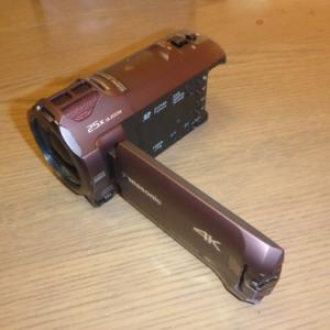 時代は『4Kワイプ自分撮り!』自撮りビデオカメラの最終形態『Panasonic HC-WX970M』開封の儀!