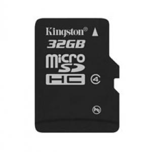 キングストンテクノロジーがスマートフォン向けに32GB Class 4のmicroSDHCカードを製品化