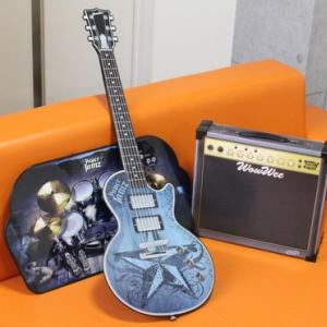 手軽に音楽を楽しめる『ペーパージャム』シリーズ ギターとドラムでセッションしてみた!