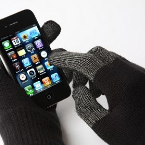 この冬に欲しい手袋! 『iPhone』などのタッチパネルに対応した『iTouch Gloves』