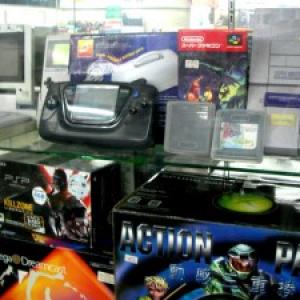 マレーシアではゲームギアがまだまだ現役