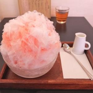 冬はパンケーキも登場!柏市『三日月氷菓店』のかき氷