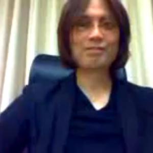 音楽プロデューサーつんく♂がブログでスッピンを公開! しかも動画で