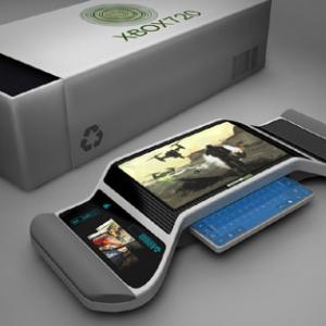 ついに次世代機Xbox720の登場か!? 近未来的なデザインがスゴイ